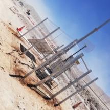 Montaje y cierres perimetrales